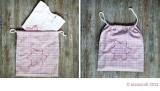 piżamka pakowana w woreczku