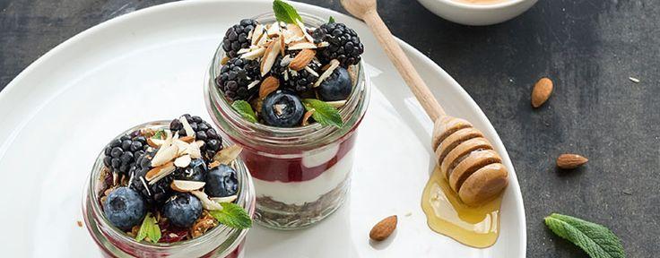 Pequenos-almoços ricos em proteína