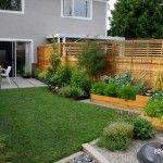 taman minimalis depan rumah minimalis