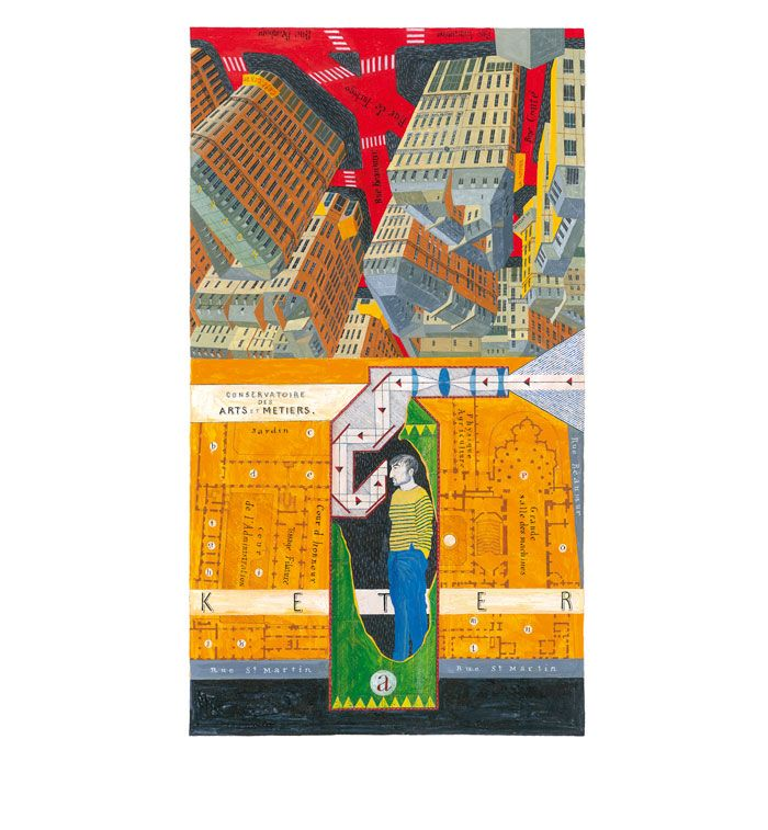 Foucault's Pendulum | Folio Illustrated Book by Neil Packer