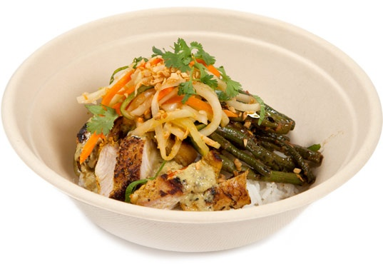 ShopHouse Southeast Asian Kitchen, the mix-and-match Asian restaurant from Chipotle