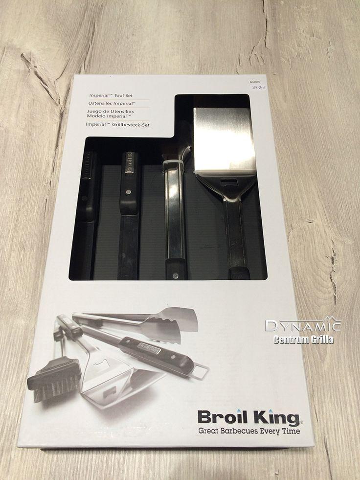 Zestaw narzędzi do grilla Broil King Imperial