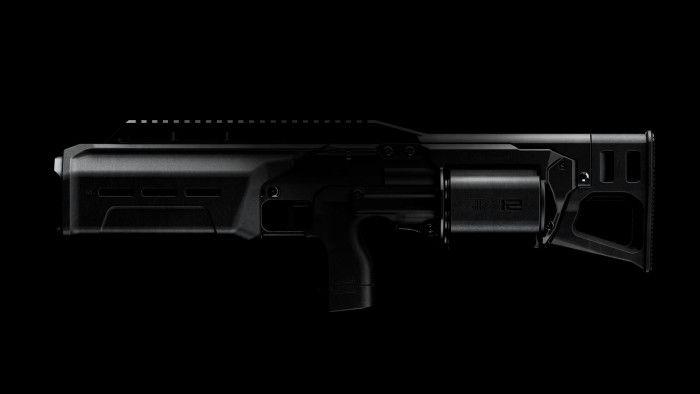 Револьверный тактический дробовик Crye Precision SIX12