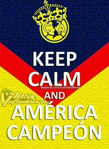 Aguilas del America Campeón 2014