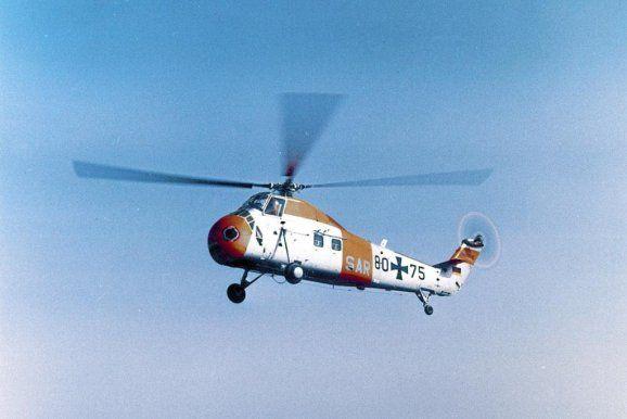 Sikorsky S-58/H-34 | Klassiker der Luftfahrt