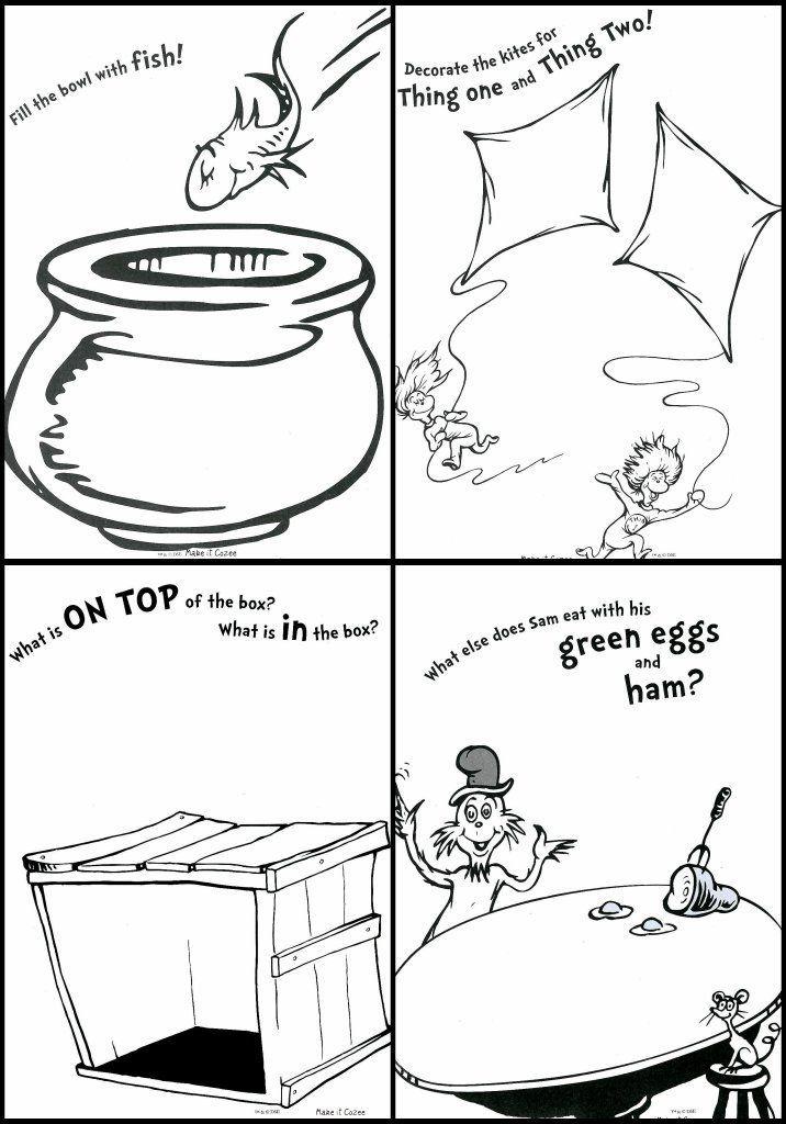 126 best images about Dr Seuss theme on Pinterest | Activities ...