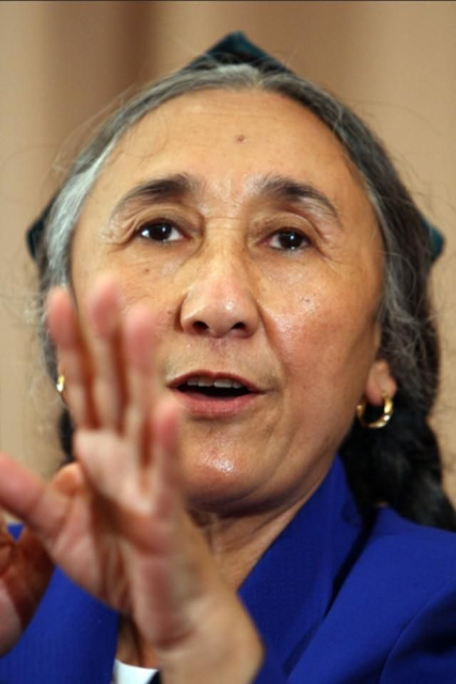 "#RebiyeKadeer,the ""mother"" of all #Uyghur and #EastTurkestan.#StopChina #DoğuTürkistan FREE #Tibet #Uygur #Ouighour"
