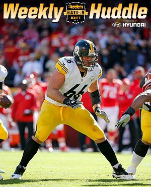 Join a live online chat with Pro Bowl Guard David DeCastro on Wednesday, January 6, at 3:20 PM /ET...get the inside scoop as the Steelers prepare to battle their division rivals.