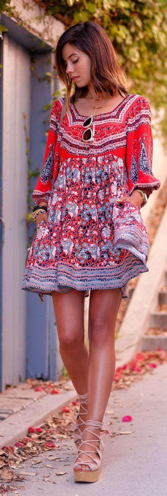 Mini Dream Dress Summer Styling by Vivaluxury