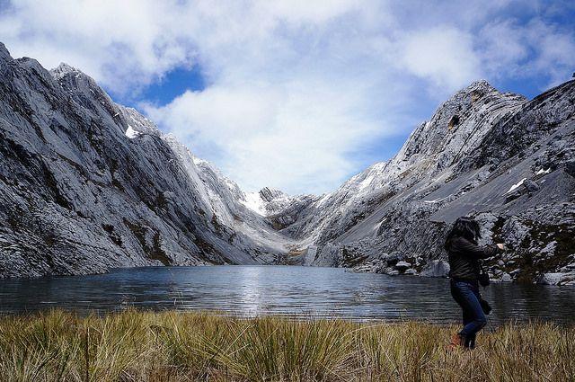 Idenberg Lake, West Papua, Indonesia