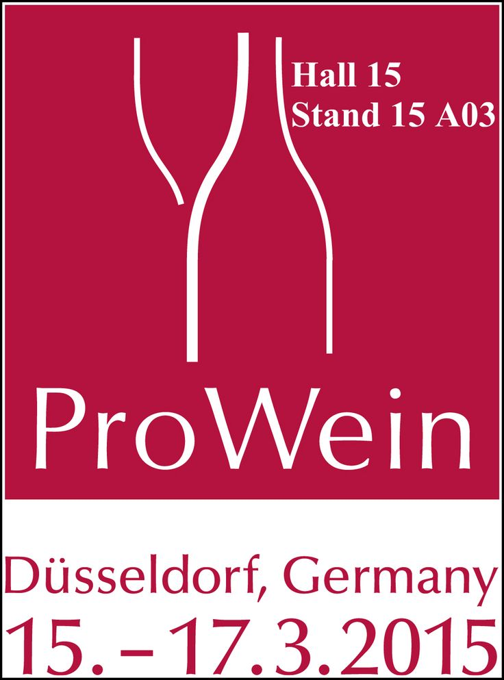 La Bollina will be present at ProWein 2015, Dusseldorf , Hall 15 , stand A03 15 ! Visit US!