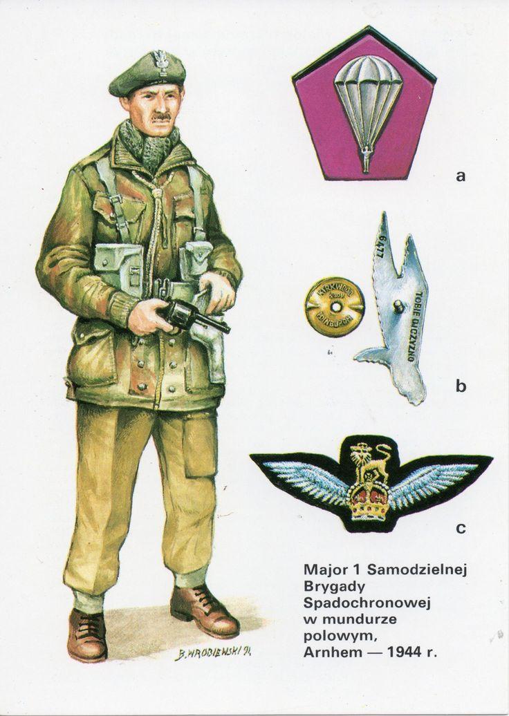Major Samodzielnj.