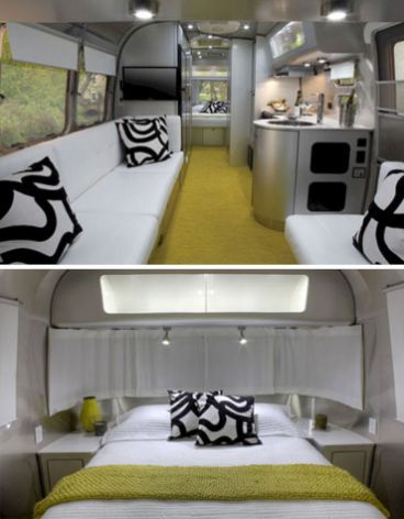 Top And Stunning Air Stream Trailer Hacks Remodel Makeover No 01