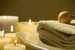 Calistoga Hot Springs Spa Package
