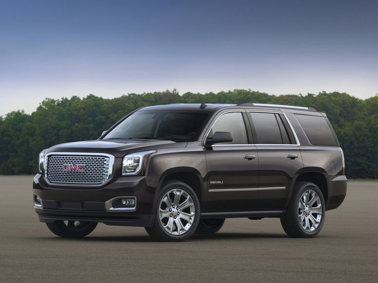 Ohh this will be mine! I have held out for a while on getting a SUV and here it is! May have to wait a couple of years but it will be worth it! 2014 gmc yukon