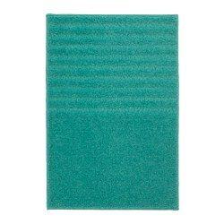 IKEA - VOXSJÖN, Tapis de bain, En microfibres, un matériau ultra doux, absorbant, qui sèche vite.Le dessous anti-dérapant permet au tapis de bain de rester en place et ainsi de réduire tout risque de chute.Le tapis peut être utilisé sur tous types de surface, même sur celles dotées de chauffage au sol.