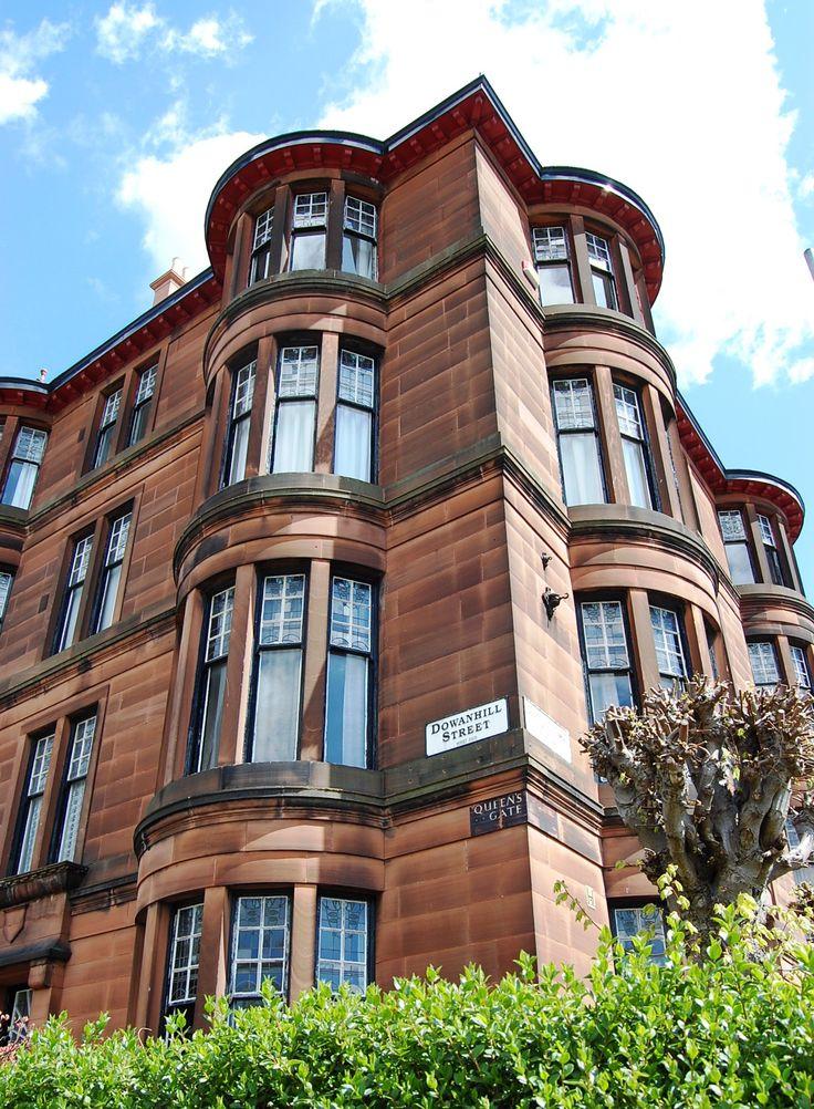 171 Best Images About Glasgows Tenements On Pinterest