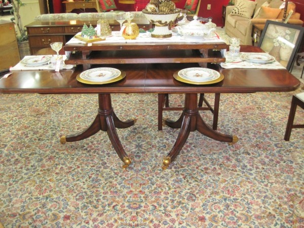 174 best images about duncan phyfe on pinterest antiques for Duncan 5 dining room table
