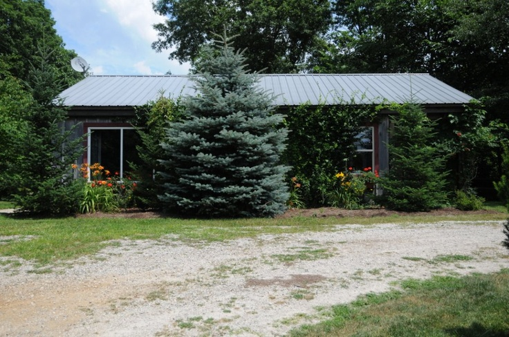 Hummingbird hideaway mohican cabin rentals in amish for Cabins amish country ohio