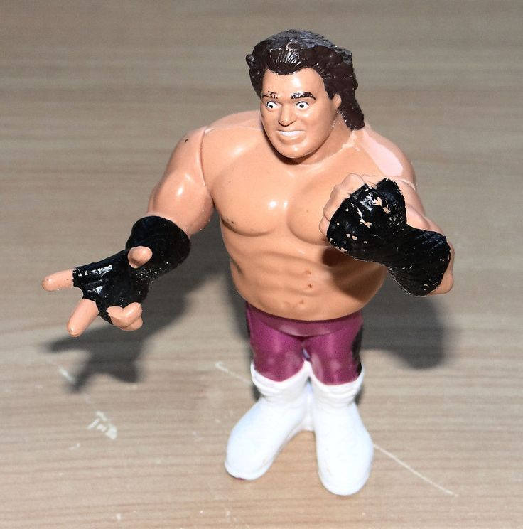 """Wwe wwf #vintage hasbro wrestling figure #brutus #beefcake  4"""",  View more on the LINK: http://www.zeppy.io/product/gb/2/272439974717/"""