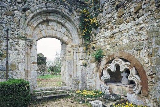Enfeu du premier abbé de Preuilly, Égligny