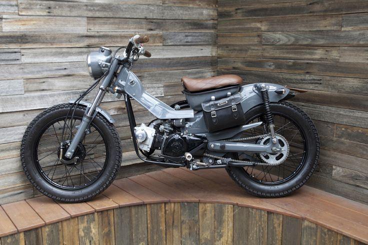 Honda postiebike by Champion Abbotsford