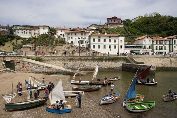 Algorta-Getxo; Portu Zaharra-Puerto Viejo