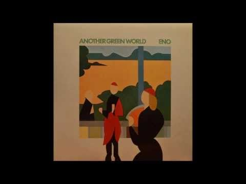 Brian Eno Another Green World Full album vinyl LP
