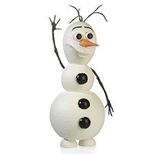 sinterklaas surprise sneeuwpop