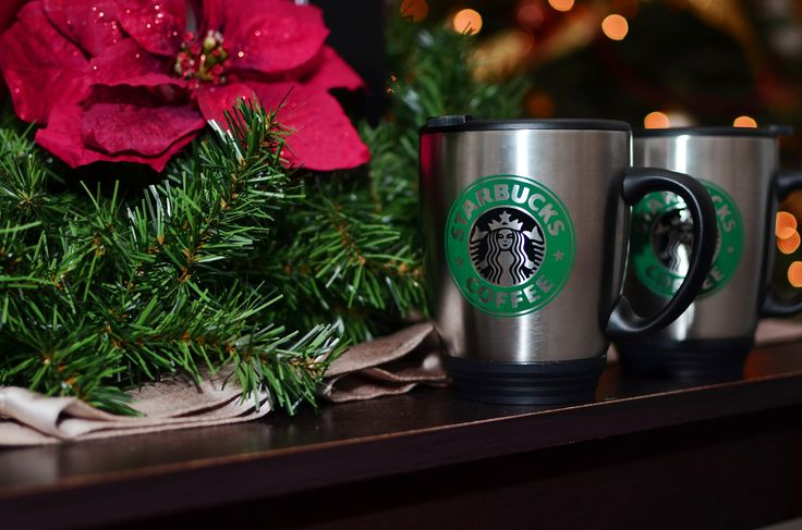 Personalized Starbucks Cup Stainless Steel Desktop Mug 16 oz Starbucks Seattle's Best Coffee Lovers
