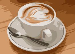 My loving morning coffee