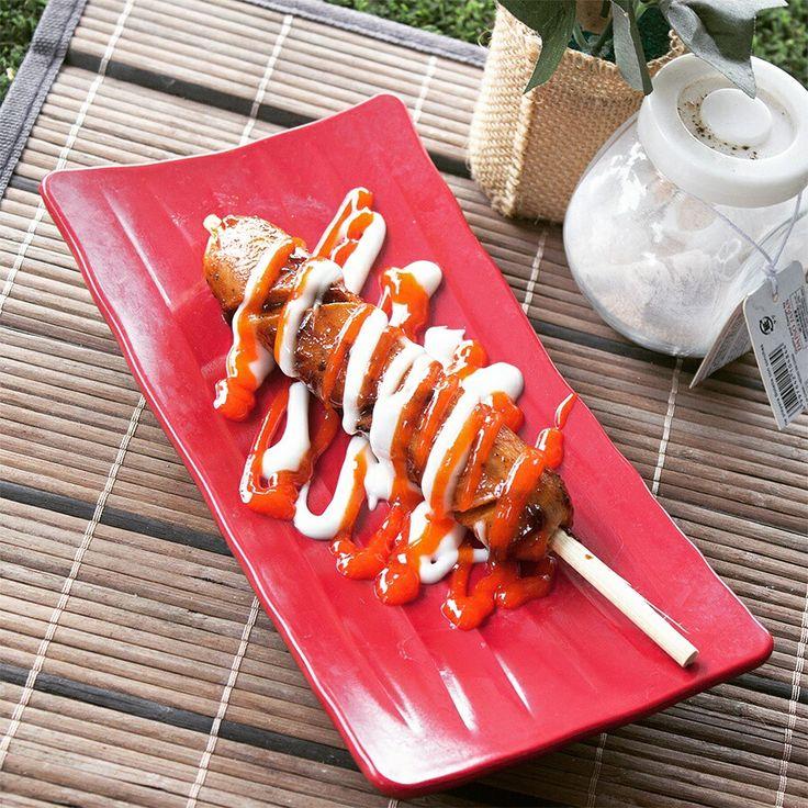 Sosis Daddys Takoyaki itu Sosisnya gede banget, saos olesnya nempel di lidah dan matengnya pas banget 😍  Bagi penggemar sosis, pasti kamu ketagihan ! 😋  Alamat lengkap outlet bisa cek official website kami : Https://www.daddystakoyaki.com  #daddystakoyaki #okonomiyaki #japanesefood #makanan #makananenak #makananjepang #kuliner #kulinerjepang #cemilan #cemilanenak #cemilanhitz #cemilanjepang #octopusballs