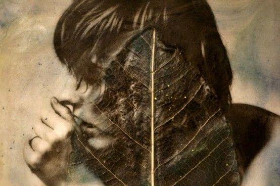 Encaustic wax - photography by Teasha.Marie