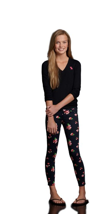 abercrombie kids - Shop Official Site - girls - A Looks - summer - keeping secrets