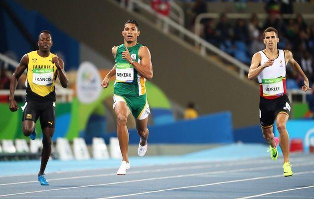 South African athlete Wayde van Niekerk's Olympic campaign got off to a…