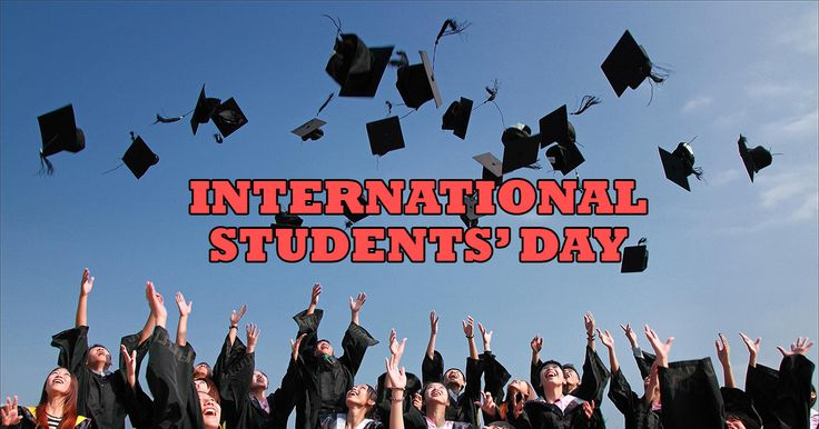 International Students Day is on November 17th! How will you spend it? :) https://loom.ly/LIrewGw