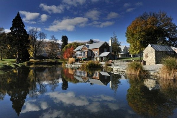 Millbrook Resort, situated in the most picturesque location between Arrowtown and Queenstown,NZ