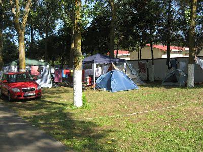 Campings in Romania