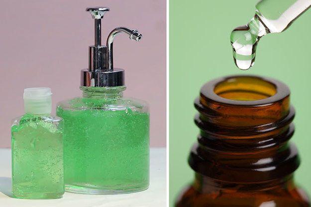 This Diy Hand Sanitizer Smells Great And Is So Easy To Make Diy