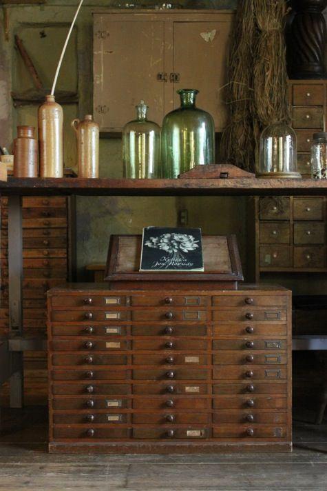 »☆Elysian-Interiors ♕Simply divine #Interiordesign ~ Storage & drawer cabinets ~ interior design ~ ⭐