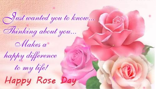 Rose Day Messages For Girlfriend