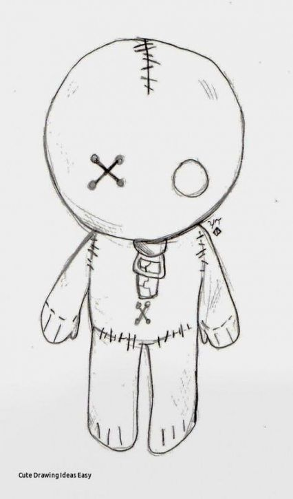 easy drawing dark drawings pencil scary artists cool beginners sketches drawingbriellablog ru
