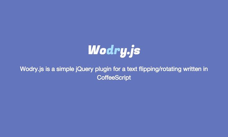Best jQuery Plugins of the Week [14th June – 20th June]