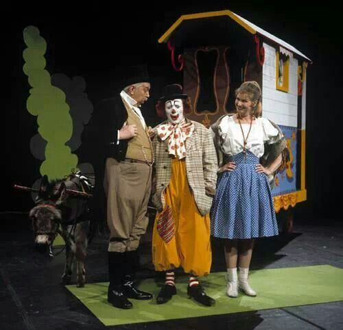 Pipo de Clown, Mammaloe en Dikke Deur.
