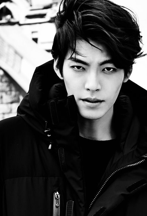 I can never get over his hotness - Kim Woo Bin                              …