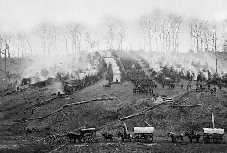 Civil War Battle of Chancellorsville | ... the Battle of Chancellorsville. (AP Photo/Library of Congress