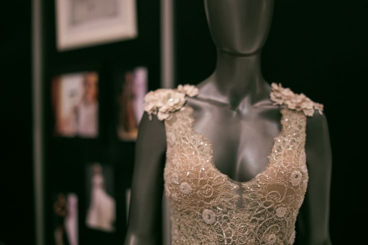Bridal Detail by Stylianos Atelier