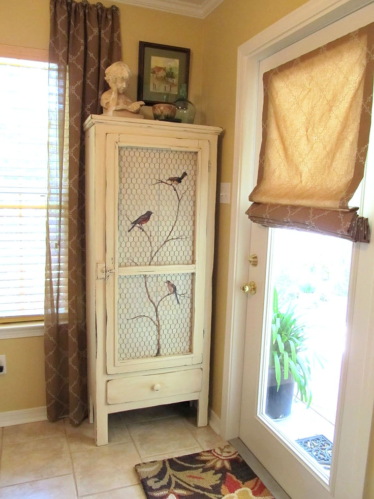 1000 Images About Covering Glass Cabinets And Doors On
