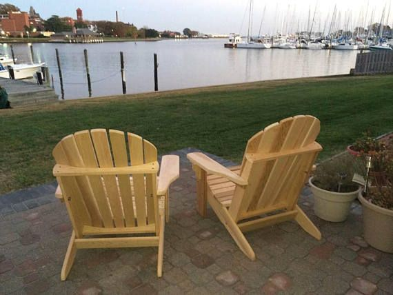 A little assembly will save you a lot of cash with our adirondack chair kits! Our adirondack chair kits come complete with top quality stainless steel hardware, pre-drilled holes, and easy to follow illustrated assembly instructions to ensure trouble free assembly. We are confident
