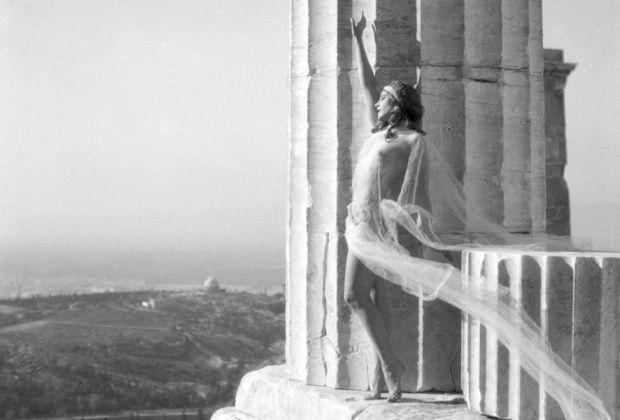 Ενας αδύνατος έρωτας, Παρθενώνας - Γκούτσι | www.athensvoice.gr
